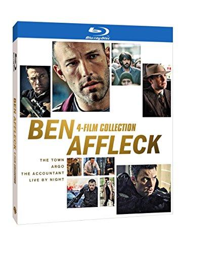 Ben Affleck 4 Film Collection (Blu-ray)