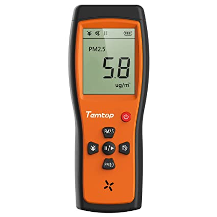 Amazon Temtop P200 Air Quality Laser Paticle Detector