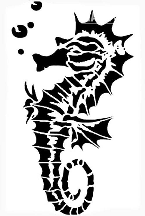 KREUL Fantasy 37307 - Tatuajes Caballito de mar: Amazon.es ...