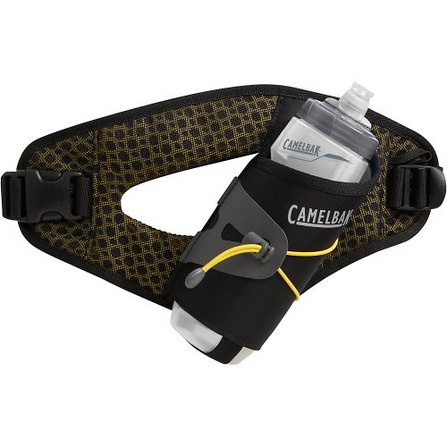 Camelbak Delaney Race Hydration WaistPack with Podium Bottle (46 Cubic-Inch, Black), Outdoor Stuffs