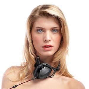V-MODA Crossfade M-100 Over-Ear Noise-Isolating Metal Headphone (Shadow)