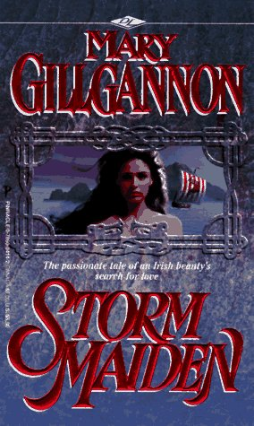 book cover of Storm Maiden