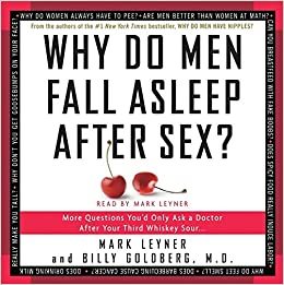 Why do guys fall asleep after sex