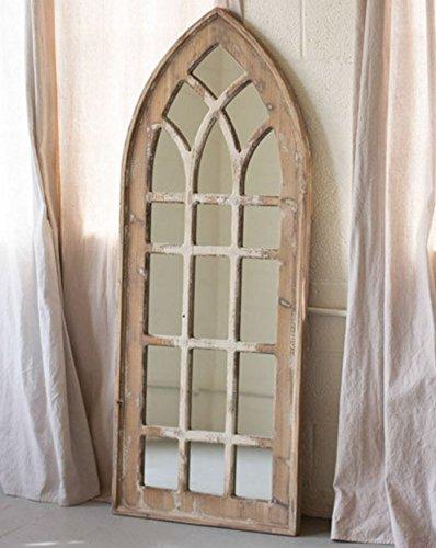 Kalalou KACCG1245 Tall Church Mirror product image