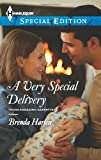 img - for A Very Special Delivery (Harlequin Special Edition\Those Engaging) book / textbook / text book