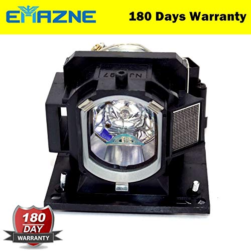 (Emazne DT01251/DT01181/DT01381 Projector Replacement Compatible Lamp with Housing for Specialty Equipment TEQ-LAMP1 TEQ-X7801N TEQ-Z780M TEQ-Z781N TEQ-Z782WN TEQ-ZW750 TEQ-ZW751N CP-AW250N CP-AW250NM)