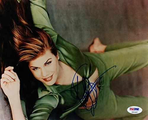 KRISTEN JOHNSTON SIGNED AUTOGRAPHED 8x10 PHOTO 3RD ROCK FROM THE SUN PSA/DNA