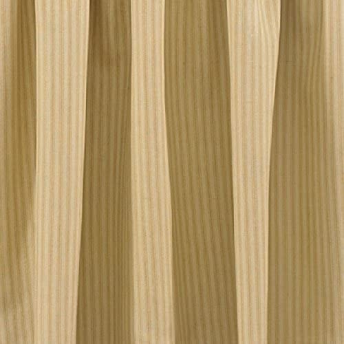 Park Designs Star Vine Lined Window Treatment Tier, 72 x 24