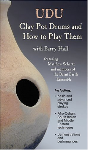 (UDU: Clay Pot Drums and How to Play Them)