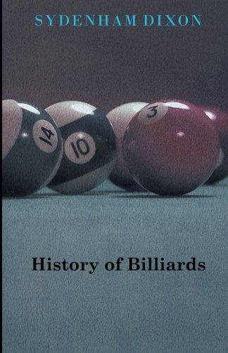 Download History of Billiards pdf