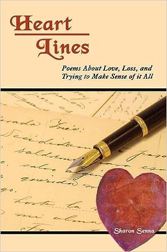 Heart Lines Sharon Senna 9781587364303 Amazon Books