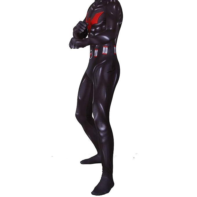 Amazon.com: Fargone Mens Batman Beyond Costume Superhero ...