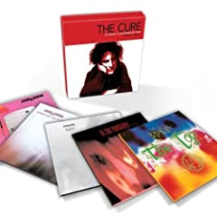 Limited five CD box set containing a quintet of albums from the Goth/New Wave band, each packaged in mini LP sleeves and housed in an attractive slipcase. Includes the albums Three Imaginary Boys, Seventeen Seconds, Faith, Pornography and the...