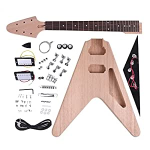 Diy Bass Guitar Kit Amazon
