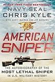 American Sniper, Chris Kyle and Scott McEwen, 0062082361