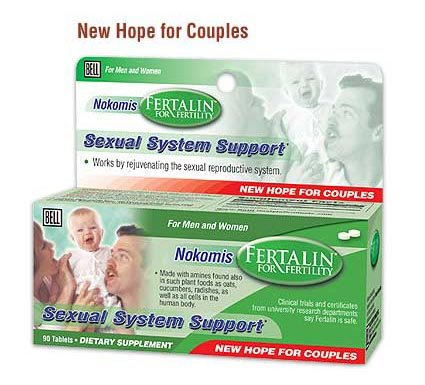 FERTALIN Fertilité traitement