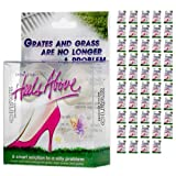 100 Boxes Heels Above High Heel Protectors- Clear