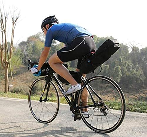 自転車用サドルバッグ 防水マウンテンテールバッグリアシートバッグ自転車バッグ MBTまたはロードバイクシート用