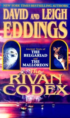 Pdf Reference The Rivan Codex: Ancient Texts of THE BELGARIAD and THE MALLOREON (The Belgariad & The Malloreon)