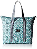 Equine Couture Women's Kelsey Tote Bag, Aqua, Standard