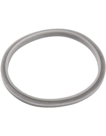 Juntas de reemplazo de goma de silicona en forma de O para el mezclador Nutri-