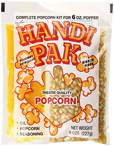 (Great Western Popcorn Handi Pak Portion Pack, 36 Count (Pack of 36))