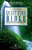 The Quiet Time Bible, Intervarsity Press, 0830821023