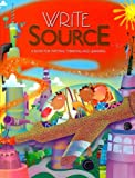 Write Source: Student Book Hardcover Grade 3 2006