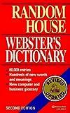 Random House Webster's Dictionary, RH Disney Staff and Dictionary Staff, 034540095X