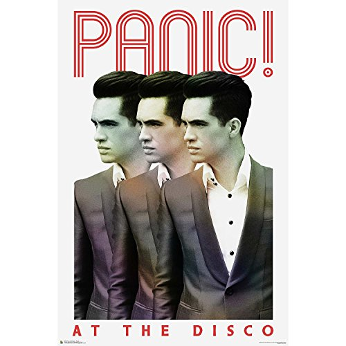 Panic! At The Disco Repeat Music Poster