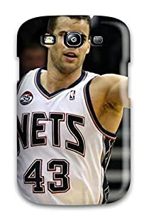 New Style 5746092K550366657 brooklyn nets nba basketball (25) NBA Sports & Colleges colorful Samsung Galaxy S3 cases