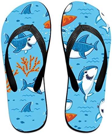 ビーチシューズ サメ 珊瑚礁 ビーチサンダル 島ぞうり 夏 サンダル ベランダ 痛くない 滑り止め カジュアル シンプル おしゃれ 柔らかい 軽量 人気 室内履き アウトドア 海 プール リゾート ユニセックス