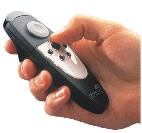 Interlink Remote Point Plus 6-Button Wireless Hand Held with Software