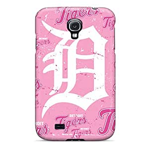 [Jyh11895Gahi]premium Phone Cases For Galaxy S4/ Detroit Tigers Cases Covers
