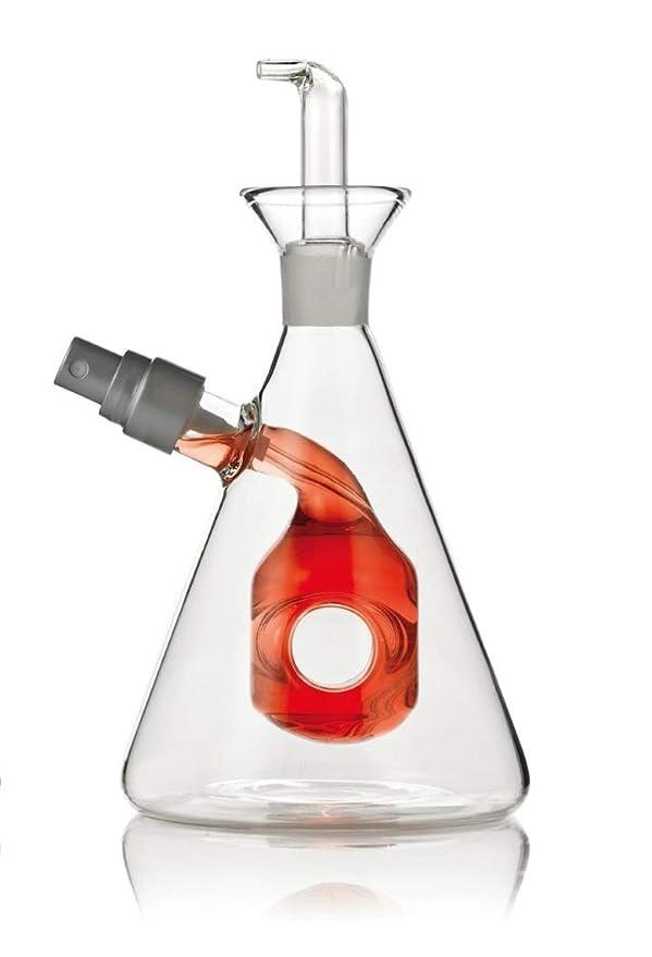 Balvi/-/Sfera/aceitera/Doble./Aceitera/y/vinagrera/esf/érica/de/125/ml/en/Vidrio./Sistema/antigoteo