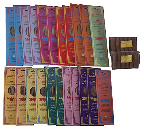 The Value Pack From Surya Incense Company by Surya Incense