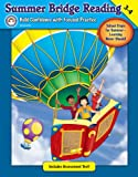 Summer Bridge Reading, Grades 3-4, Rainbow Bridge Publishing Staff, 1600224466
