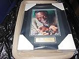 Boston Celtics Bill Russell Autograph Framed Photo Rings Photo