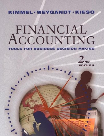 Financial Accounting: Tools for Business Decision Making with Annual Report, 2nd Edition