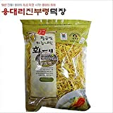 Dried Fine Shredded Pollack 100g The Traditional Way 4 Months Natural Drying, Korea