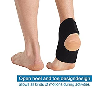 Ankle Support for Men and Women - Neoprene Breathable Adjustable Ankle Brace Sprain for Running, Basketball by Cotill (One Size)