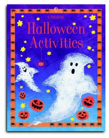 Halloween Activities (Seasonal Activity -
