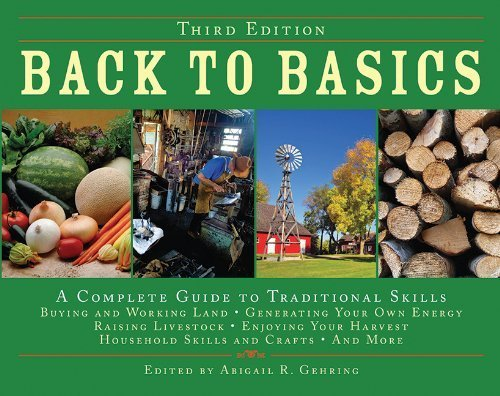 Back to Basics: A Complete Guide to Traditional Skills by Gehring, AbigailR (2009)