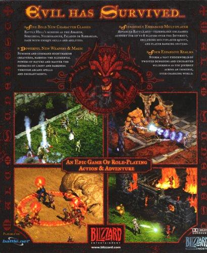 Amazon com: Diablo 2: PC: Unknown: Video Games