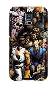 Kirsten Brett's Shop Hot New JeremyRussellVargas Super Strong Street Fighter Tpu Case Cover For Galaxy S5