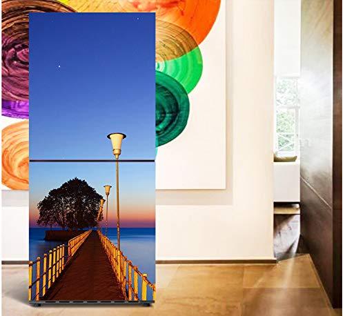 Bridge To Pier Pictures Autoadhesivo Lavavajillas Refrigerador ...