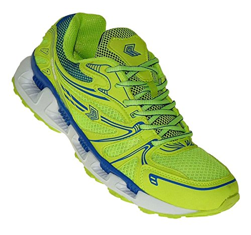 Art 451 Neon Turnschuhe Schuhe Sneaker Sportschuhe Neu Herren