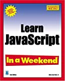 Learn JavaScript In a Weekend, Second Edition