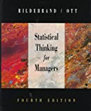 img - for Statistical Thinking for Managers (Business Statistical) book / textbook / text book