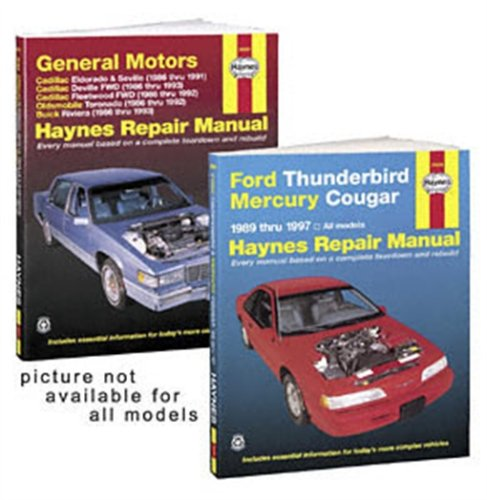 Haynes Publications, Inc. 61030 Repair Manual